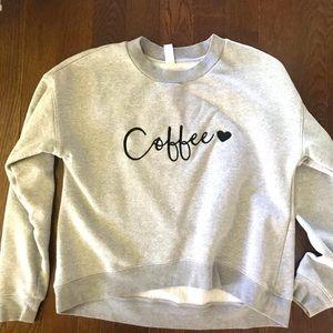 Coffee sweatshirt 🌸